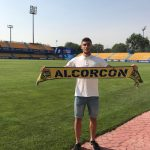 Gonzalo Guijarro firma por el Alcorcón B